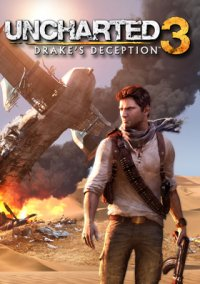 Обложка Uncharted 3: Drake's Deception