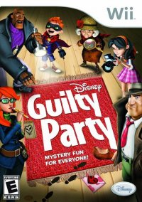 Disney Guilty Party – фото обложки игры