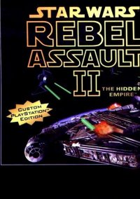 Обложка Star Wars: Rebel Assault 2 - The Hidden Empire