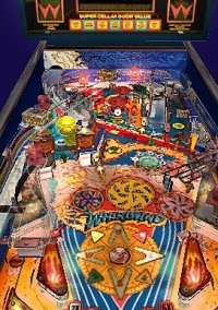 Обложка Williams Pinball Classics (2009)