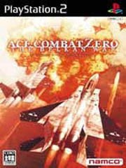 Обложка Ace Combat Zero: The Belkan War