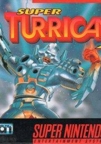 Обложка Super Turrican 2