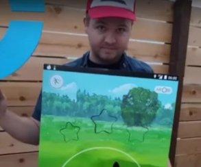 Лучший интерактивный косплей Pokemon GO