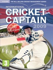 Обложка International Cricket Captain 2009