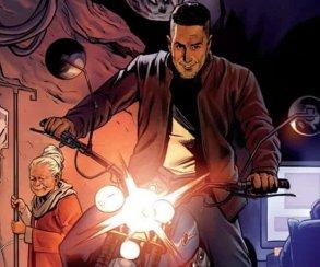 Актер Марк Уолберг займется комиксом об охотнике на пришельцев