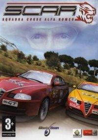 Обложка S.C.A.R. - Squadra Corse Alfa Romeo