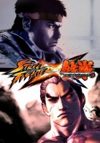 Обложка Street Fighter x Tekken