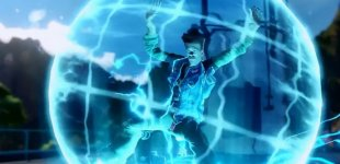 Sunset Overdrive. Трейлер DLC Dawn of the Rise of the Fallen Machines
