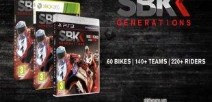 SBK Generations. Видео #3