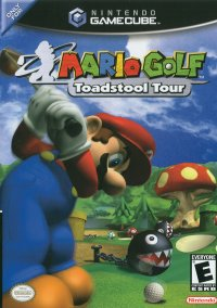 Обложка Mario Golf: Toadstool Tour