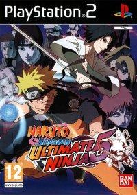 Обложка Naruto Shippuden: Ultimate Ninja 5