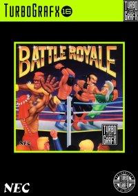 Обложка Battle Royale