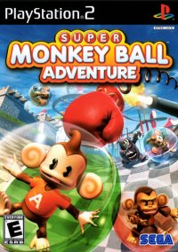 Обложка Super Monkey Ball Adventure