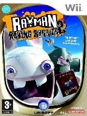 Обложка Rayman Raving Rabbids 2