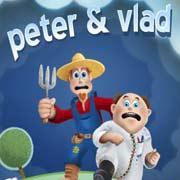 Обложка Peter und Vlad