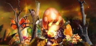 Mushroom Wars 2. Анонсирующий трейлер