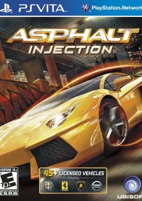 Обложка Asphalt Injection