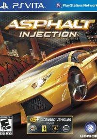 Asphalt Injection – фото обложки игры