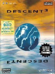 Обложка Descent 3