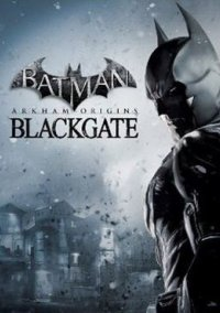 Обложка Batman: Arkham Origins Blackgate