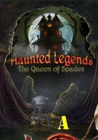 Обложка Haunted Legends: The Queen of Spades