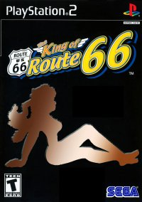 Обложка The King of Route 66