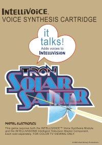 Обложка Tron: Solar Sailer