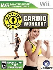 Обложка Gold's Gym: Cardio Workout