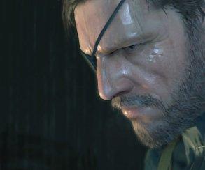 Хидео Кодзима решил поприсутствовать в Metal Gear Solid V