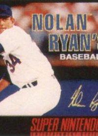 Обложка Nolan Ryan's Baseball