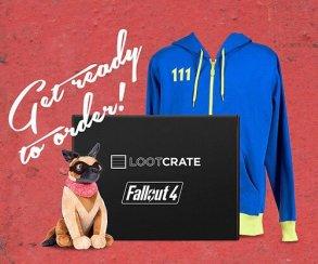 Лимитированный Fallout 4 Loot Crate, фигурки от Funco и хорошая музыка