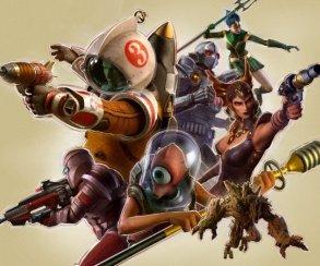 Авторы Warframe представили мультиплеерный шутер The Amazing Eternals