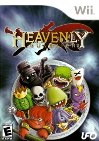 Обложка Heavenly Guardian