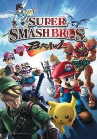 Обложка Super Smash Bros. Brawl