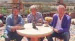 Кларксон, Хаммонд и Мэй забавляются на фото со съемок The Grand Tour - Изображение 4