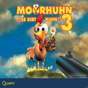Обложка Moorhuhn 3