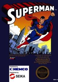 Обложка Superman