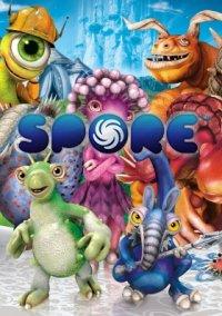 Обложка Spore