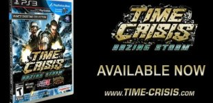 Time Crisis: Razing Storm. Видео #2