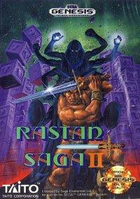 Обложка Rastan Saga II
