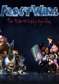 Обложка Frost Wars: The Rise of Fatty Sparkles