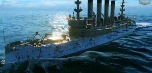 World of Warships. Демонстрация возможностей артиллерии