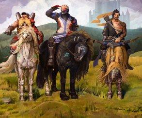 Overwatch ирусская живопись XIX века созданы друг для друга