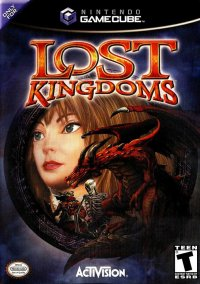 Обложка Lost Kingdoms