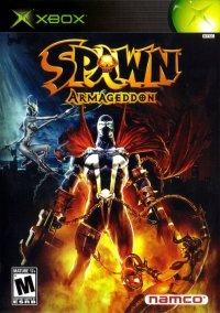 Обложка Spawn: Armageddon