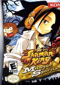 Обложка Shaman King: Master of Spirits
