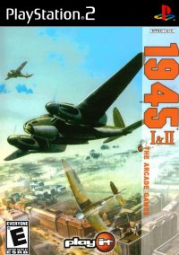 1945 I&II The Arcade Games – фото обложки игры