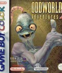 Oddworld Adventures 2 – фото обложки игры