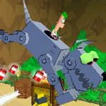 Скриншот Phineas and Ferb: Across the Second Dimension – Изображение 22