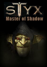 Обложка Styx: Master of Shadows